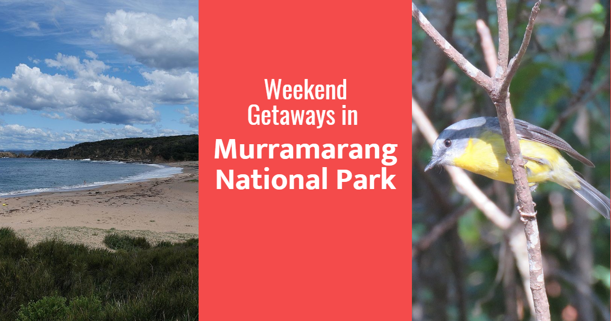 Wееkеnd Getaways іn Murramarang National Park